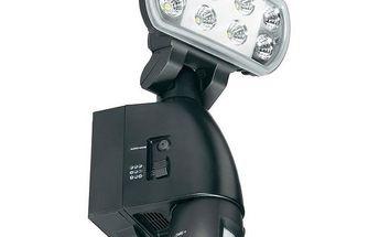 Kamera s LED reflektorem a PIR senzorem, 640 x 480 px, Conrad