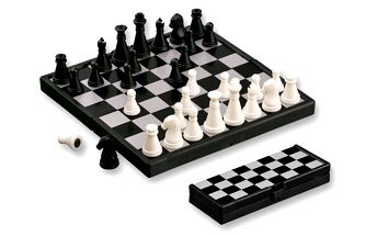Cestovní magnetické šachy a poštovné ZDARMA s dodáním do 3 dnů! - 8706697