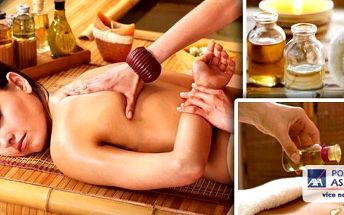 Relax s vůní bylinek! Užijte si uklidňující a léčivé účinky bylinek, které napomáhají k dokonalému uvolnění těla a k odbourání stresu.Relaxační bylinkovou masáž si užívejte 60 min.