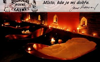 2222 Kč za Luxusní indickou péči v Rožnovských pivních lázních pro DVA od 2222 Kč včetně možnosti ubytování na 2 noci v hotelu ROKU 2013 přímo v srdci Beskyd!