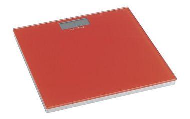 Osobní váha, tropická červená