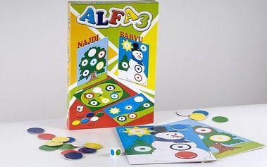 Didaktická hra Alfa 3
