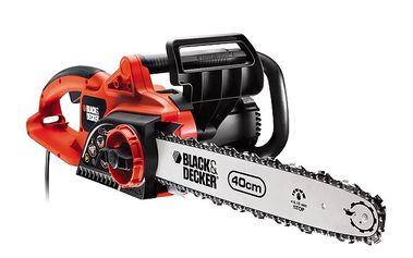 Black & Decker GK1830 - elektrická řetězová pila, se kterou půjde práce od ruky