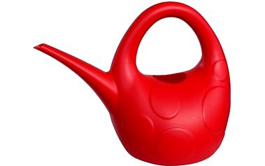 Konvička Octopus 1,9 l, červená