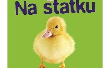 Na statku Polštářková knížka