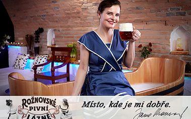 4.449 Kč za Luxusní indickou péči v Rožnovských pivních lázních pro DVA a ubytování na 2 noci včetně možnosti ubytování v hotelu ROKU 2013 přímo v srdci Beskyd!