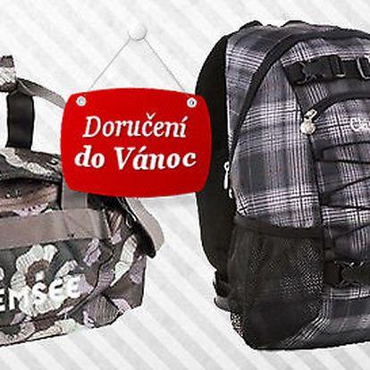 Značkové tašky a batohy Chiemsee nejen do školy