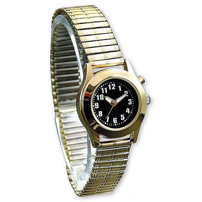 Dámské elegantní flexibilní náramkové hodinky