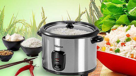 Nerezový rýžovar Tristar RK 6112