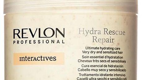 Revlon Professional Intenzivní hydratační péče pro suché a citlivé vlasy Hydra Rescue Repair (Ultimate Hydrating Care) 450 ml