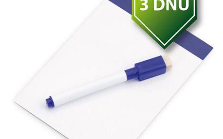 Malá magnetická tabule na vzkazy a poštovné ZDARMA s dodáním do 3 dnů! - 2406701