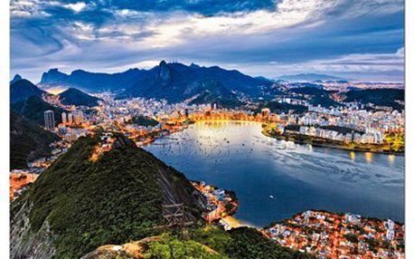 Puzzle Rio de Janeiro, Brazílie