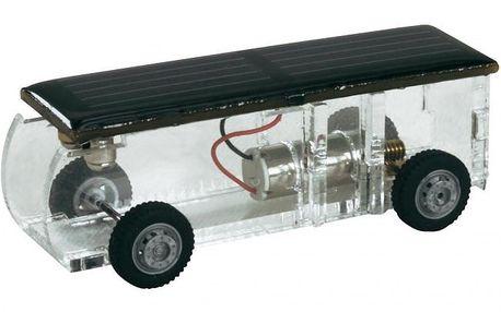 Solární stavebnice - autobus