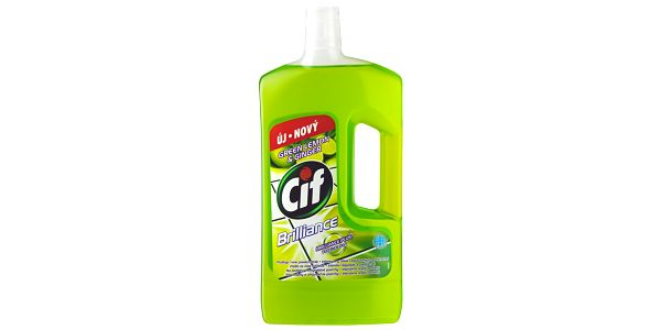 Cif Brilliance Green Lemon&Ginger 1000ml