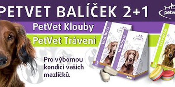 Veterinární přípravky pro vaše psí miláčky!