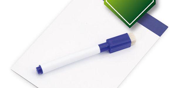 Malá magnetická tabule na vzkazy a poštovné ZDARMA s dodáním do 3 dnů! - 1606701