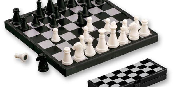 Cestovní magnetické šachy a poštovné ZDARMA s dodáním do 3 dnů! - 3206697