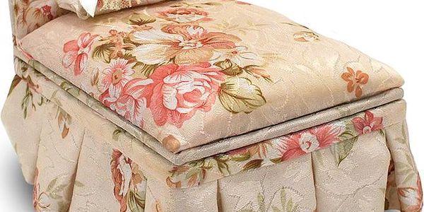 Šperkovnice postel