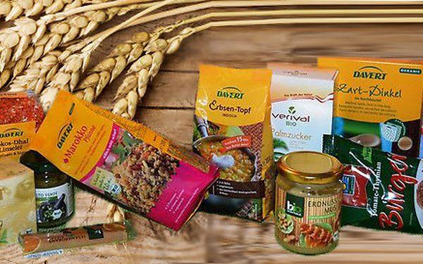 Speciality světových kuchyní v dárkovém balení - výběr ze 3 variant