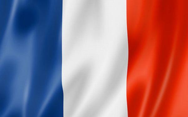 Trimestrální kurz francouzštiny pro mírně pokročilé A2