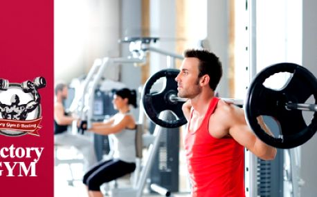 MĚSÍČNÍ PERMANENTKA do fitness Victory Gym v centru Prahy za pouhých 359 Kč! Udržujte se i v zimních měsících v kondici! Při první návštěvě s Vámi trenér projde jednotlivé stroje a vše vysvětlí! Získejte krásné tělo se slevou 62%!
