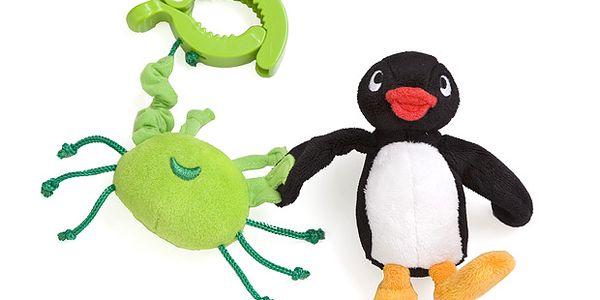 Vrnící tučňák