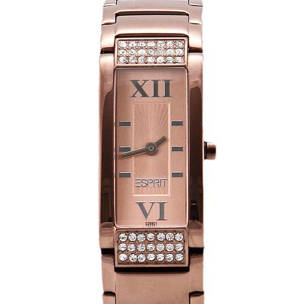 Dámské hodinky Esprit zlato-růžové