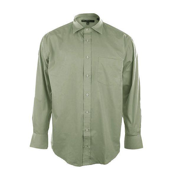 Pánská košile v barvě kaktusu Perry Ellis