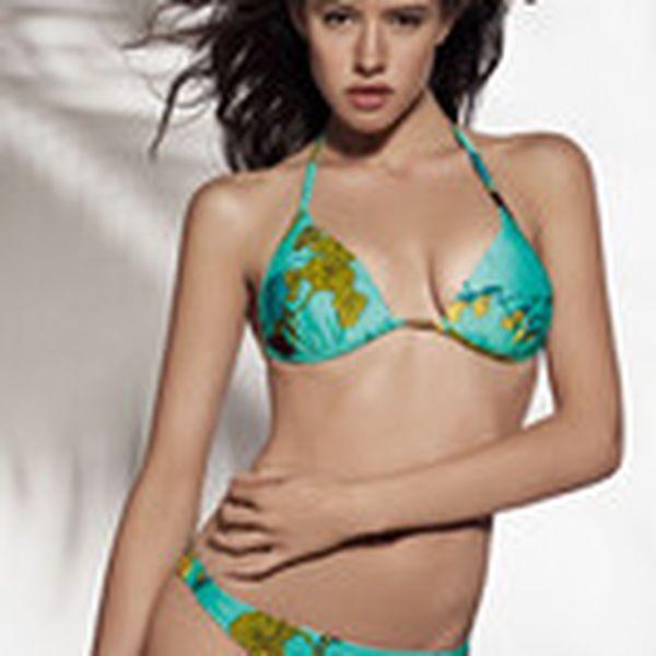 Dvoudílné plavky Claudia luxusní kolekce Paphia