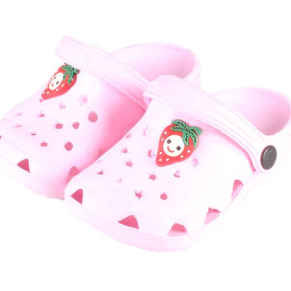 Růžové pantofle hvězdičky