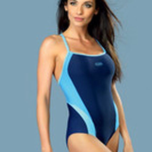Sportovní jednodílné plavky Adora Winner