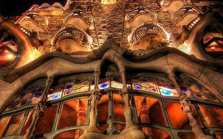 Víkendový výlet: zpáteční letenka Praha - Barcelona, odlet 24.01.2014, návrat 27.01.2014