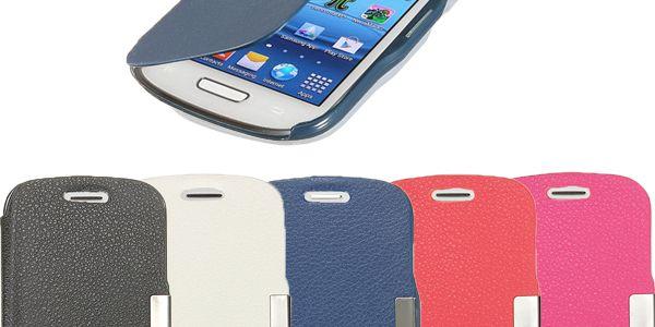 Ochranné pouzdro pro Samsung Galaxy S3 Mini - 5 barev a poštovné ZDARMA! - 36206767