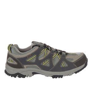Pánské šedé běžecké boty Praylas