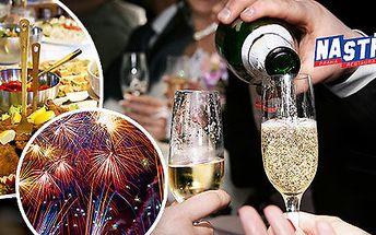 Silvestrovská párty v restauraci Na střídačce