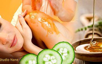 Medová masáž úžasným medem od českých dodavatelů! Nová masérská technika pro očistu a vyživení těla potřebnými živinami a vitamíny! Vyzkoušejte sami!!!