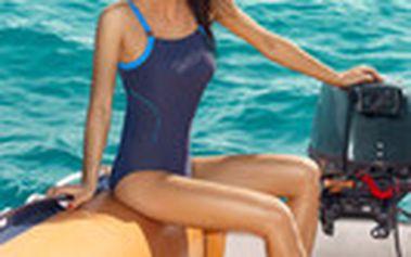 Velmi pohodlné jednodílné plavky Paola 62 značky Primo sportovního střihu