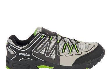 Pánská šedá outdoorová obuv Praylas