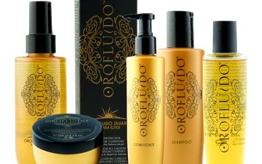 Orofluido Sada kompletní péče o vlasy