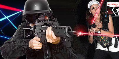 Laser Game Zlín