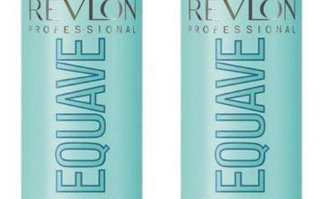 Sada vlasové kosmetiky Revlon Professional Equave Hydro Detangling Shampoo 2 x 250 ml