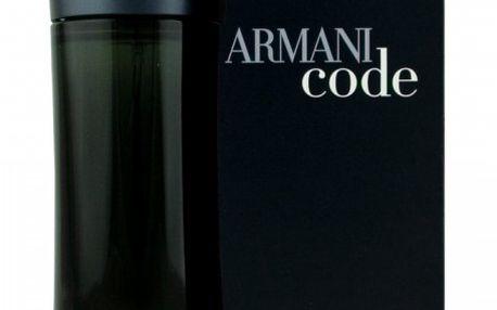 Pánská toaletní voda Armani Giorgio Code Homme EDT 50 ml M