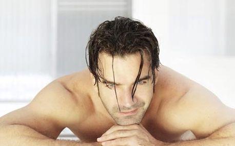 75 minut wellness péče pro muže s bylinnou parní l...
