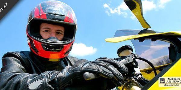 Našim cílem je snížení nehodovosti a zvýšení bezpečnosti na silnicích. Vyzkoušejte i vy kurz bezpečné jízdy na motocyklu- zdokonalovací kurzy pro začínající i pokročilé motorkáře!