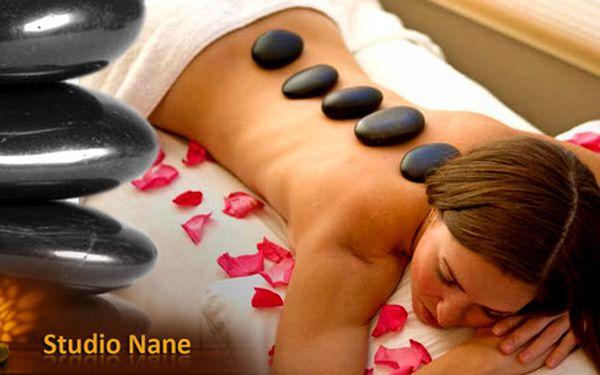 Hot Magic Stones - Luxusní masáž horkými lávovými kameny! Luxusní masáž vhodná nejen jako dárek ke svátku, narozeninám nebo výročí, ale také jako VÁNOČNÍ DÁREK!!