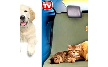 Čistou jízdu pro Vás a Vašeho domácího mazlíčka se PETzoom Loungee - zvířecí deka do auta. Přesto, že si bude hrát a dovádět Váš miláček na zadním sedadle, zůstane čisté a útulné. Pasuje na každé sedadlo, v jakékoli velikosti vozu.