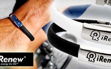 Potřebujete dobít energii?? Je tu pro Vás dobře známý náramek Irenew - znáte z TV! Jedná se o náramek vyrobený energetickou technolotgií Biofield Technology™ - vyzkoušejte sami!