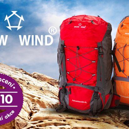 Expediční batoh Snow Wind 50+5 l – 4 barvy