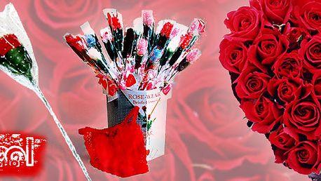 Nevíte jaký dárek darovat kamarádce nebo přítelkyni? Hledáte něco vtipného a originálního? Máme pro Vás růži z kalhotek! Originální, levný a vtipný drobný dárek pro rozveselení!