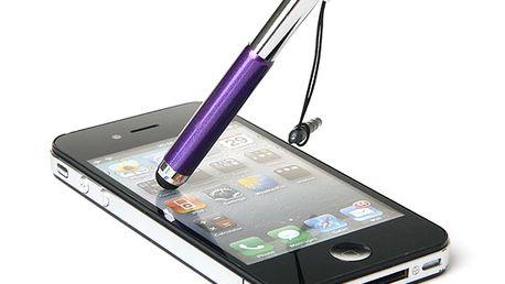 Dotykové pero (stylus) - 5 barev a poštovné ZDARMA! - 36606799